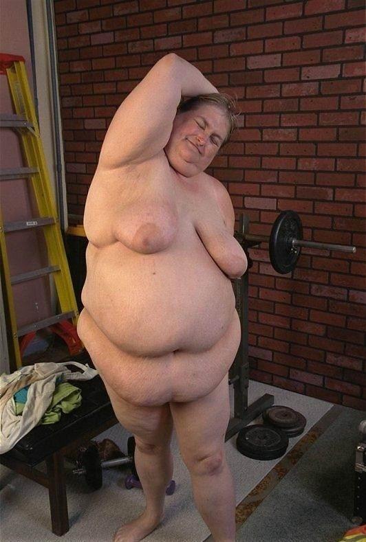 Чертовски толстозадые голые женщины